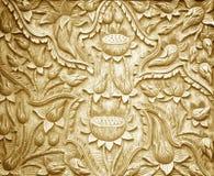 snidit på wood bakgrund Arkivfoto