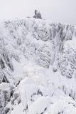 SnieÅ-¼ Ne-kotÅ 'y in Karkonosze-Bergen Stockfotos