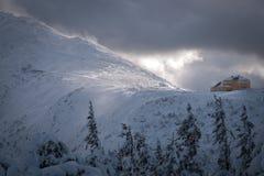 Sniezka mountain Royalty Free Stock Photography