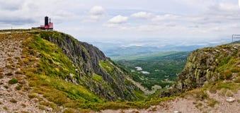 Sniezne Kotly Valley In Karkonosze Mountains, Poland Stock Images
