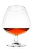 Snifter glass of brandy Stock Images
