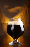 Snifter of stout Stock Photography