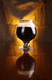 Snifter of stout Royalty Free Stock Photos