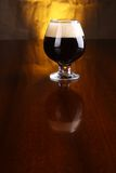 Snifter of stout Royalty Free Stock Photo
