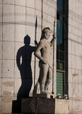 snijd en vorm; beeldhouwwerk royalty-vrije stock fotografie