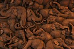 Snijd Hout is met de hand gemaakt royalty-vrije stock afbeelding
