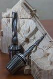 Snijders voor hout Stock Foto