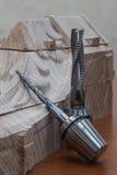 Snijders voor hout Stock Fotografie