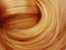 Sniny dark hair texture backgrounf Royalty Free Stock Images