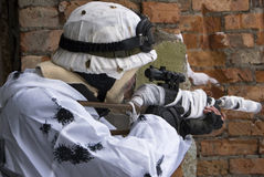 Sniper Stock Photography