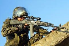 Sniper Royalty Free Stock Photos