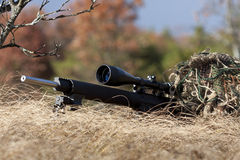 Sniper Royalty Free Stock Photos