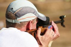 Sniper royalty free stock photography