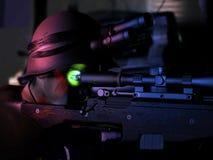 The sniper Stock Photos