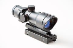 Sniper gun scope Stock Images