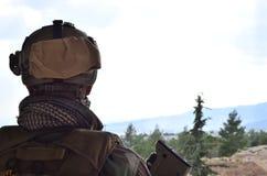 Sniper recon Royalty Free Stock Photos