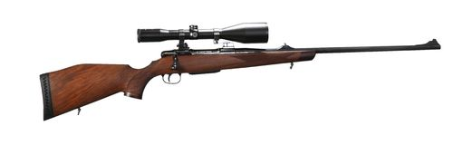 Sniper rifle Stock Photography