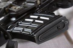 Sniper rifle Stock Photos