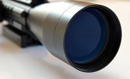 Sniper scope Stock Images