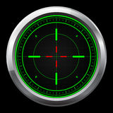 Sniper scope Royalty Free Stock Photos
