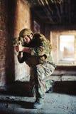 Sniper Royalty Free Stock Image