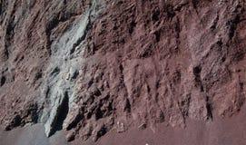 Snitt av jord med olika lager Royaltyfria Foton