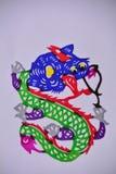 Snitt för kinesiskt papper Fotografering för Bildbyråer