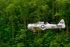 SNJ-5 NORD-AMÉRICAIN Photographie stock libre de droits