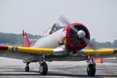 SNJ-4 norte-americano Imagem de Stock Royalty Free