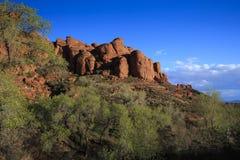 Snökanjon, Utah Arkivbilder