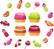 Snoepjes Stock Foto