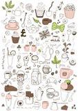 Snoepjes royalty-vrije illustratie