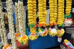 Snoepjes bij een stuwadoor van de holenkuala van marktbatu in Maleisië in Azië royalty-vrije stock afbeelding