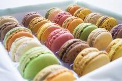 Snoepjes in de doos Royalty-vrije Stock Afbeeldingen