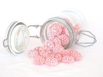 Snoepjes die uit komen Royalty-vrije Stock Afbeeldingen
