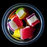 Snoepjes in een kop, Royalty-vrije Stock Fotografie