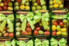Snoepjes in een kruik Stock Afbeelding