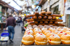 Snoepjes voor verkoop Stock Afbeeldingen