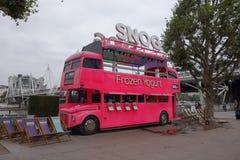 Snog Frozen Yogurt in London Royalty Free Stock Images