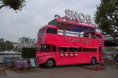 Snog Frozen Yogurt in London Royalty Free Stock Image