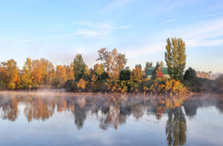 Snohomish Autumn Royalty Free Stock Images