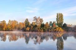 Snohomish jesień Obrazy Royalty Free