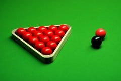 snooker шариков Стоковые Изображения