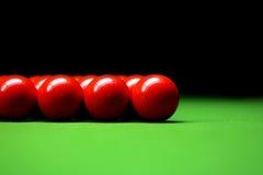 snooker шариков Стоковое фото RF