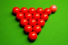 snooker шариков Стоковые Изображения RF
