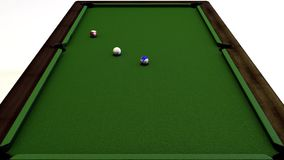 snooker stock footage