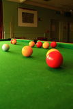 Snooker 2 Stock Fotografie