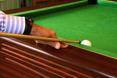 Snooker 3 Imagem de Stock Royalty Free