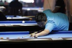 Snooker stock afbeeldingen