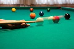 Snooker arkivfoto